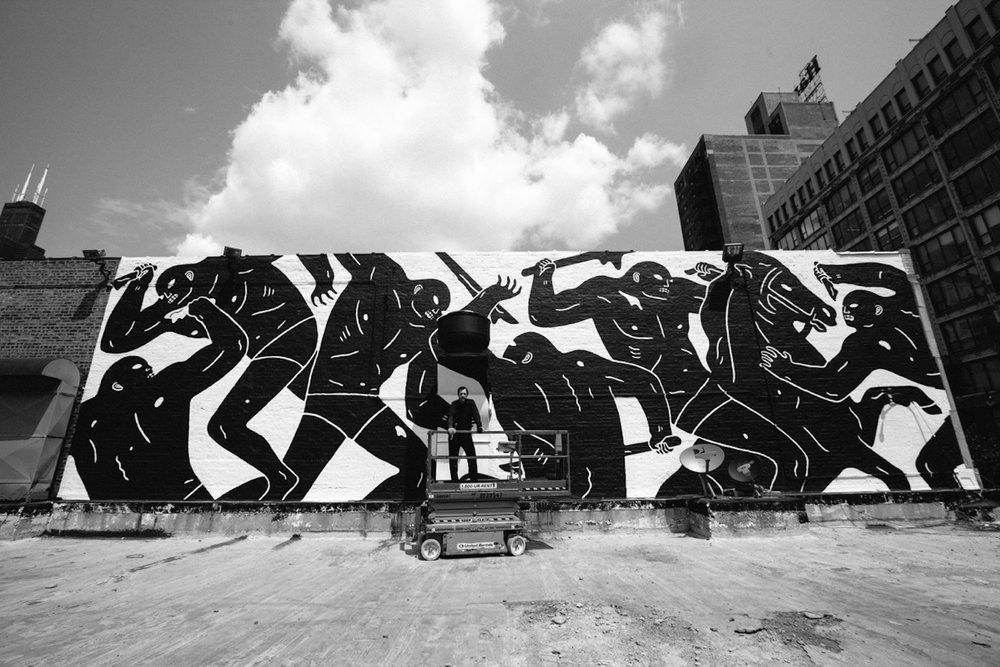 Image: MCA Denver,  Cleon Peterson