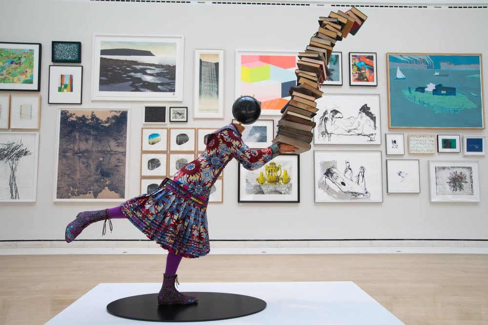 The Summer Exhibition at RA , 2018