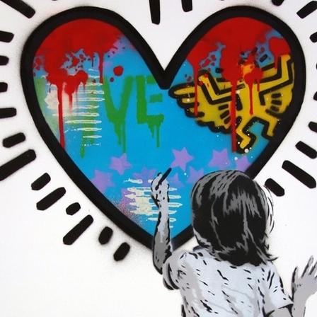 Street Art Millennial Culture -