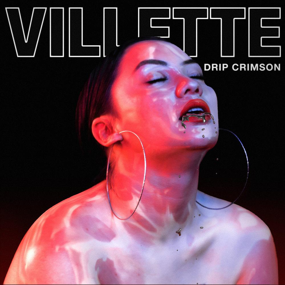 Villette - Drip Crimson