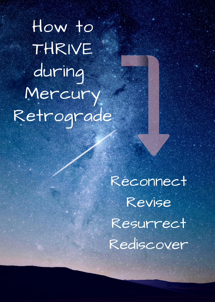 How to Survive Mercury Retrograde