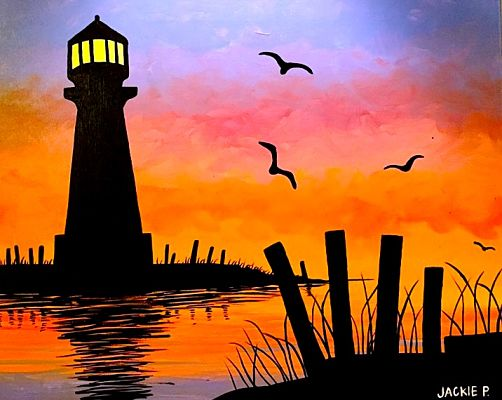 The Sun, the sea and the lighthouse_opt.jpg
