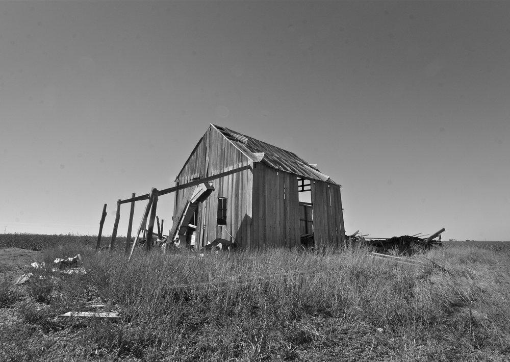 Mike Lehr's  100 year old barn in Wall, TX.jpg