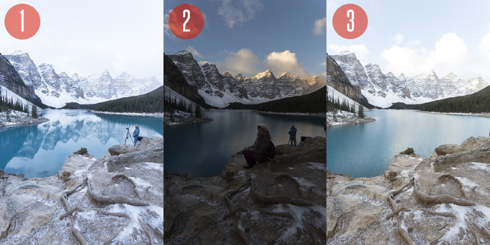 Moraine Lake Images