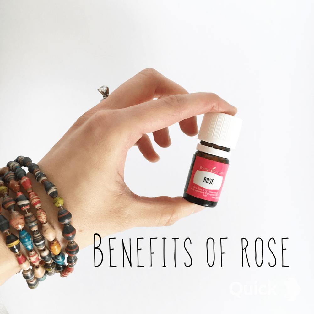 Benefits of Rose Oil — Joyfully Nourished