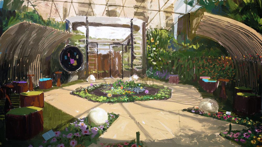 Children's Garden (Day)