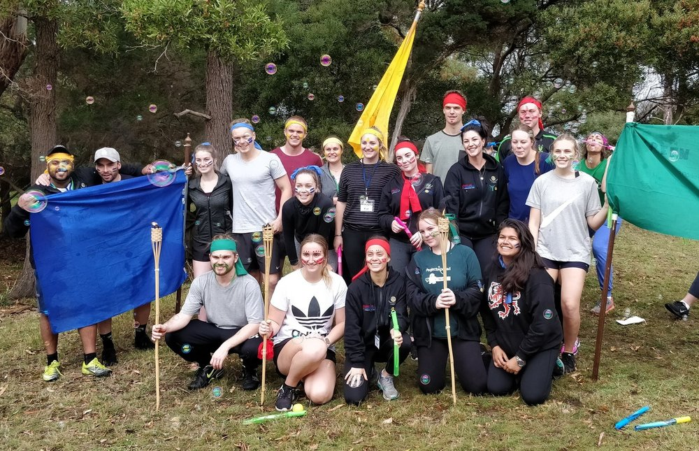 Rotary Youth Leadership Awards (RYLA) - RYLA is a leadership development program for young people who want to learn new skills, build their confidence, and have fun. RYLA Tasmania is a weeklong camp for young adults 18-30.