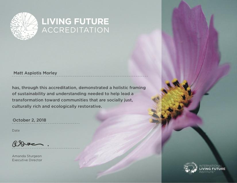 Morley Matt Aspiotis LFA Certificate 181002.jpg