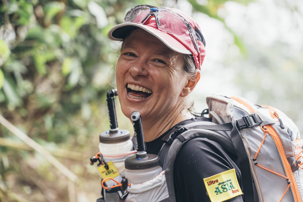 Andrea Löw - Andrea Löw 44, holds a PhD in history and works at a research institute in Munich (Germany). Running is her passion and during the last years, she finished many ultraraces, some multi-stages-races included. She finished the Sahara Race in Namibia 2017, the ULtra Africa Race in Mozambique 2017 and the Ultra Asia Race in Vietnam 2018. Very soon she will be running the Gobi March in Mongolia. She writes about her running adventures in her blog www.runninghappy.deand is also writing a book about it, which will be published next spring (in German). You´ll find her on Instagram and Twitter: @alrunninghappy.Listen here