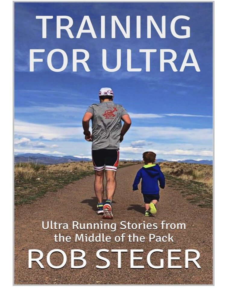 """- I couldn't run 1 mile, I know because I tried to after reading Ultramarathon Man in 2013. By early 2015 I weighed 200 pounds, had extremely high blood pressure and cholesterol levels where the doctor was about to put me on Lipitor. My stress levels were off the charts and then I broke my ankle. Then my dad almost died of a heart attack. It was the catylist to change everything for me. I changed my diet, lost 50 pounds and ran for the first time beyond 1 mile. September 15th, 2015 was sort of the date of my second birth and I try to celebrate this as my running birthday every year with a big race.I'm a sponsored athelte, but promise you I'll never win a race. My goal is to inspire people to run. They see me, a fairly normal guy and see themselves in a way. I'm not some super athelte, they see me as a reasonable goal for themselves. I imagin people saying to themselves, """"Oh that guy can run an ultra, maybe I could too"""" - it plants the seed of possible. I'm relatable, I work full time and I'm married with two kids.In all this change, I decided to take a picture during most of my training runs. It turned into Training For Ultra on Instagram and people were inspired by it. I started a podcast and it continued to have a unique way of inspiring people to run. So my final push for now is writing a more detailed account in a book that comes out in March 2019 - Training For Ultra, Ultra Running Stories From the Middle of the Pack. My goal, as it has been all along, it to inspire people to run."""