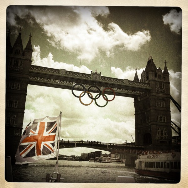 © Margaret Mitchell Olympic Hipstamatic Photograph
