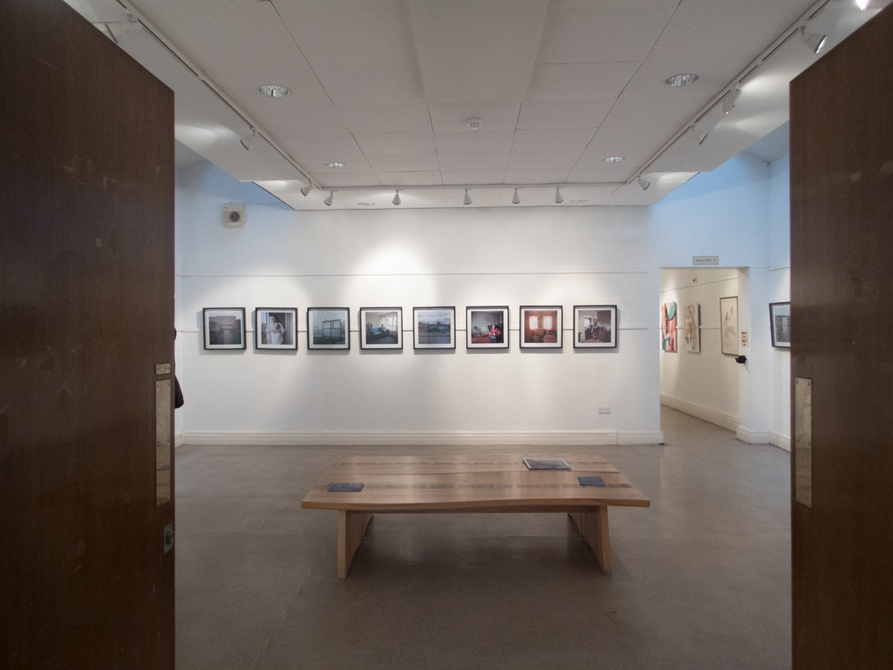Lillie Art Gallery with Street Level Photoworks