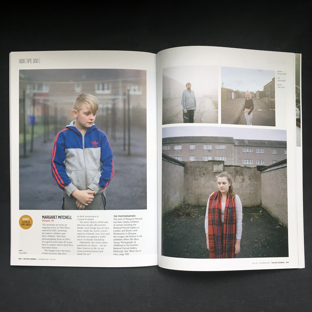 Royal Photographic Society IPE160 Journal
