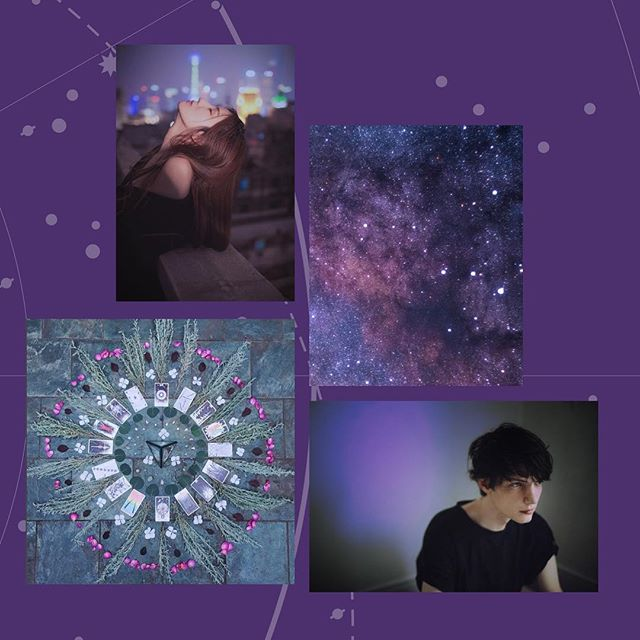 Innerctrl 18 Year: #trends2018 Details: #purple #moodboard #reflection #lonelytraveller  Thank you: #erratico #trend @eric.camp