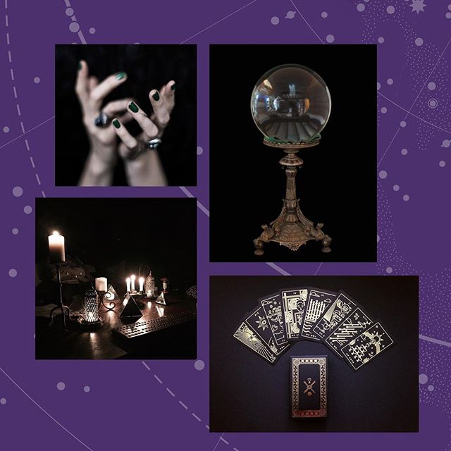 Innerctrl 18 Year: #trends2018 Details: #purple #moodboard #tarot #crystals  Thank you: #erratico #trend @eric.camp