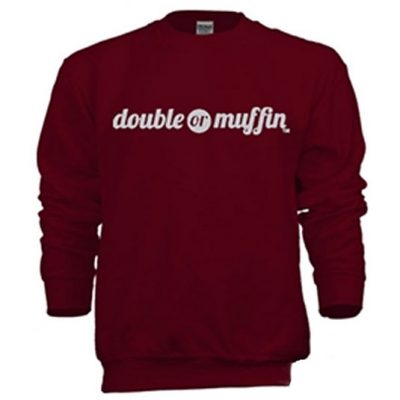 "Maroon Sweatshirt With ""Classic"" Grey Logo - $30.00 - SOLD OUT"