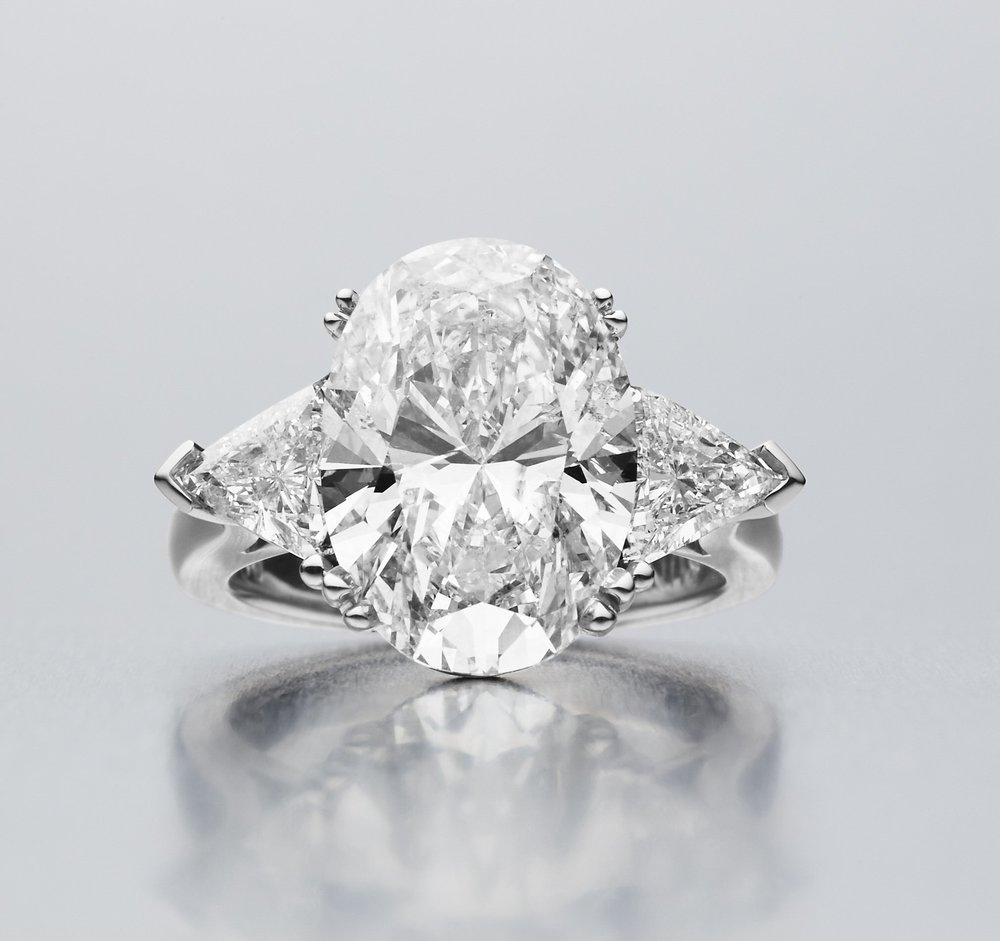 BUNDA Volans Diamond Ring