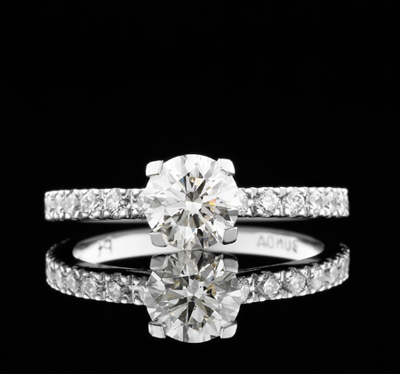 BUNDA Estella Diamond Ring