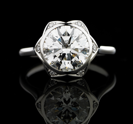 BUNDA Star Diamond Ring