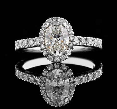 BUNDA Valentin Diamond Ring