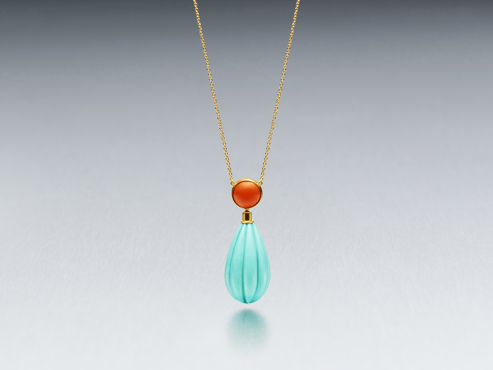 420258-Turquoise and Coral Couture Pendant-20151104-01.jpg