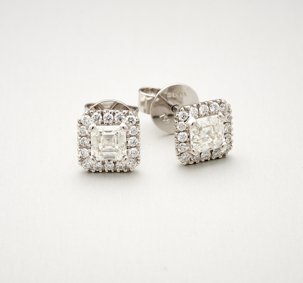 BUNDA Valentin Diamond Earrings $8,500