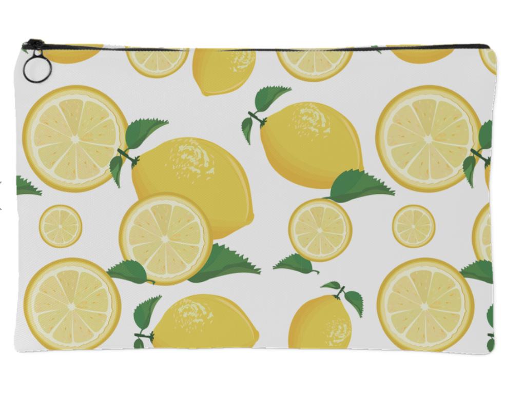 Lemon Pouch- Small $12