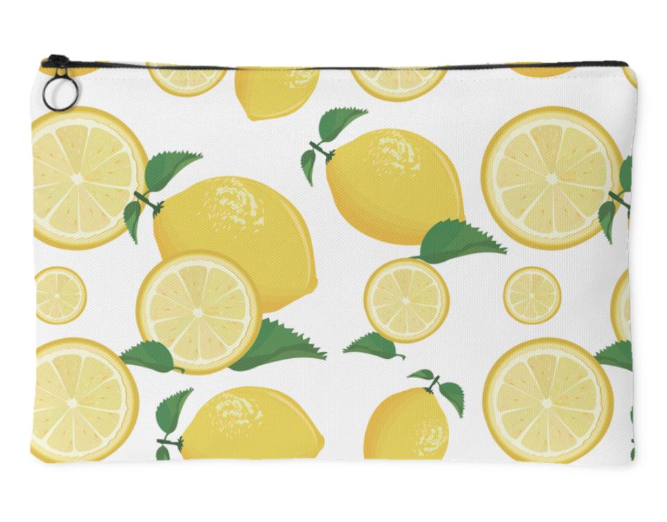 Lemon Pouch- Large