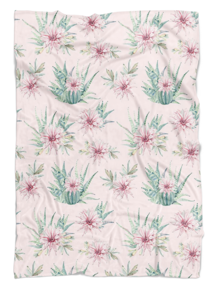 Cactus Blanket $35+