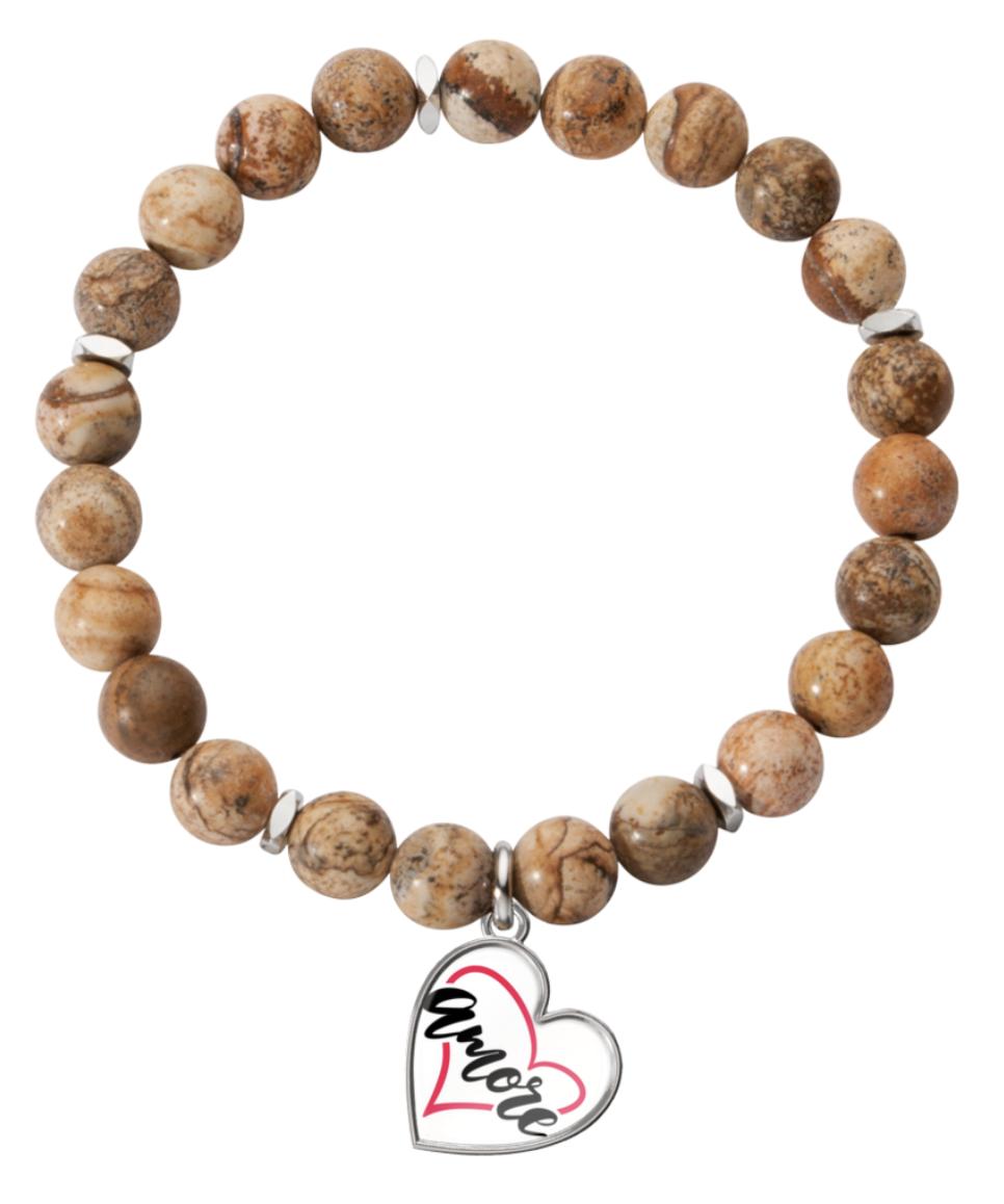 Bracelet Heart Charm $18