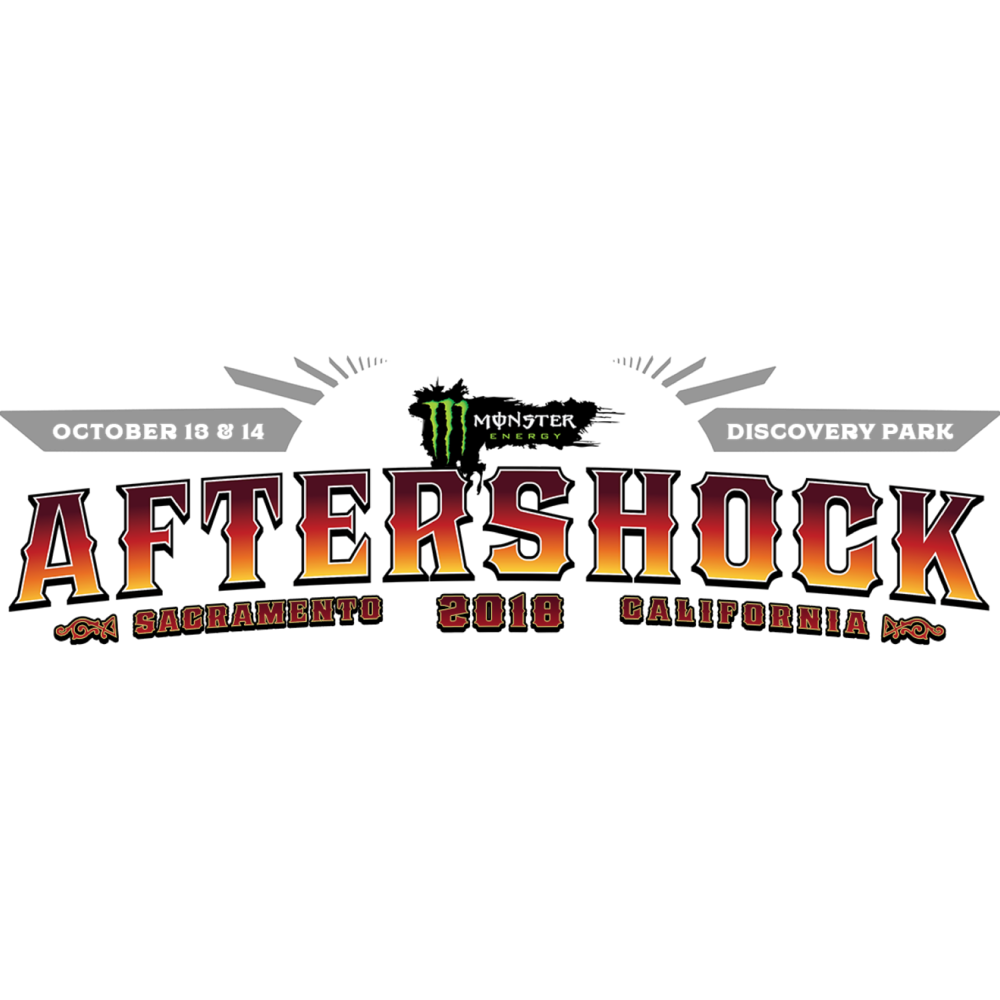 Aftershock  Oct 13 - 14, 2018  Sacramento, CA
