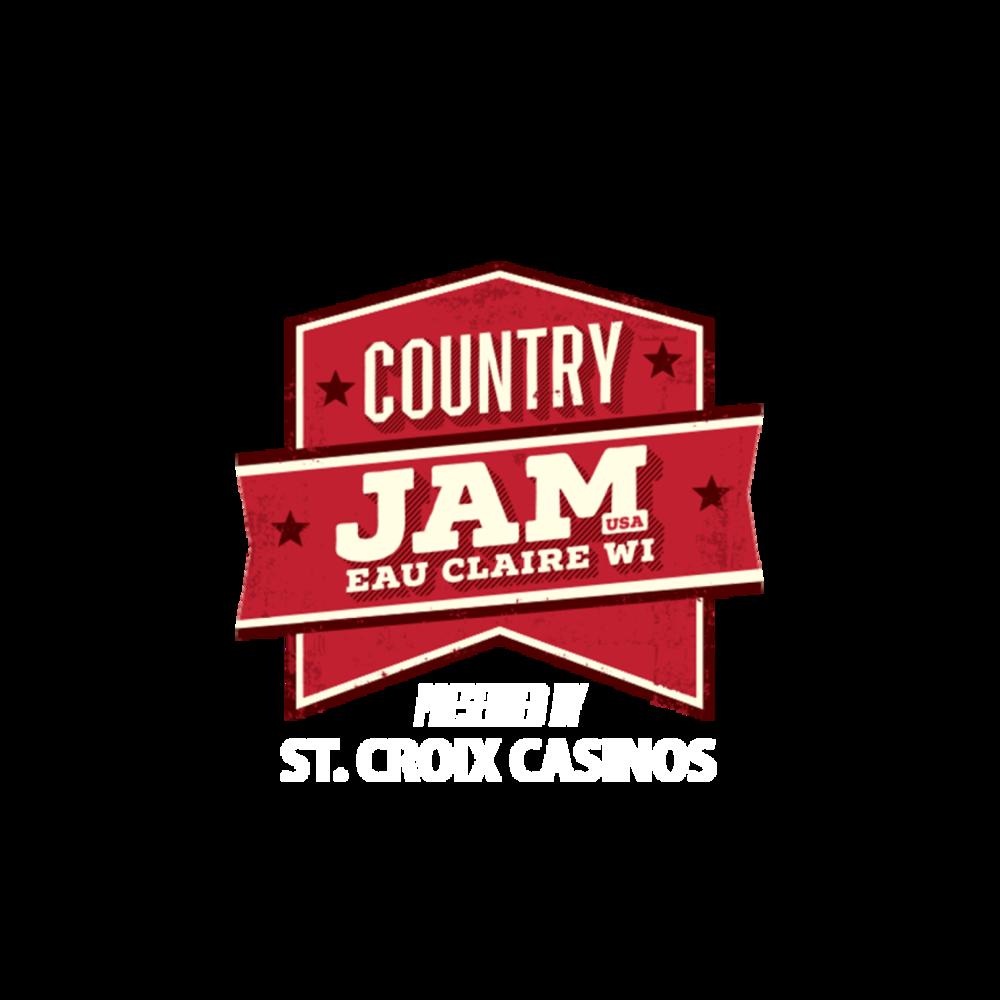 Country Jam Eau Claire  Jul 19 - 21, 2018  Eau Claire, WI