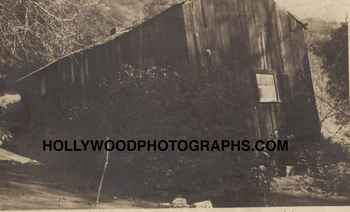 This photo, taken in 1902, is identified as the first house in Laurel Canyon.This photo, taken in 1902, is identified as the first house in Laurel Canyon. Courtesy HollywoodPhotographs.com.