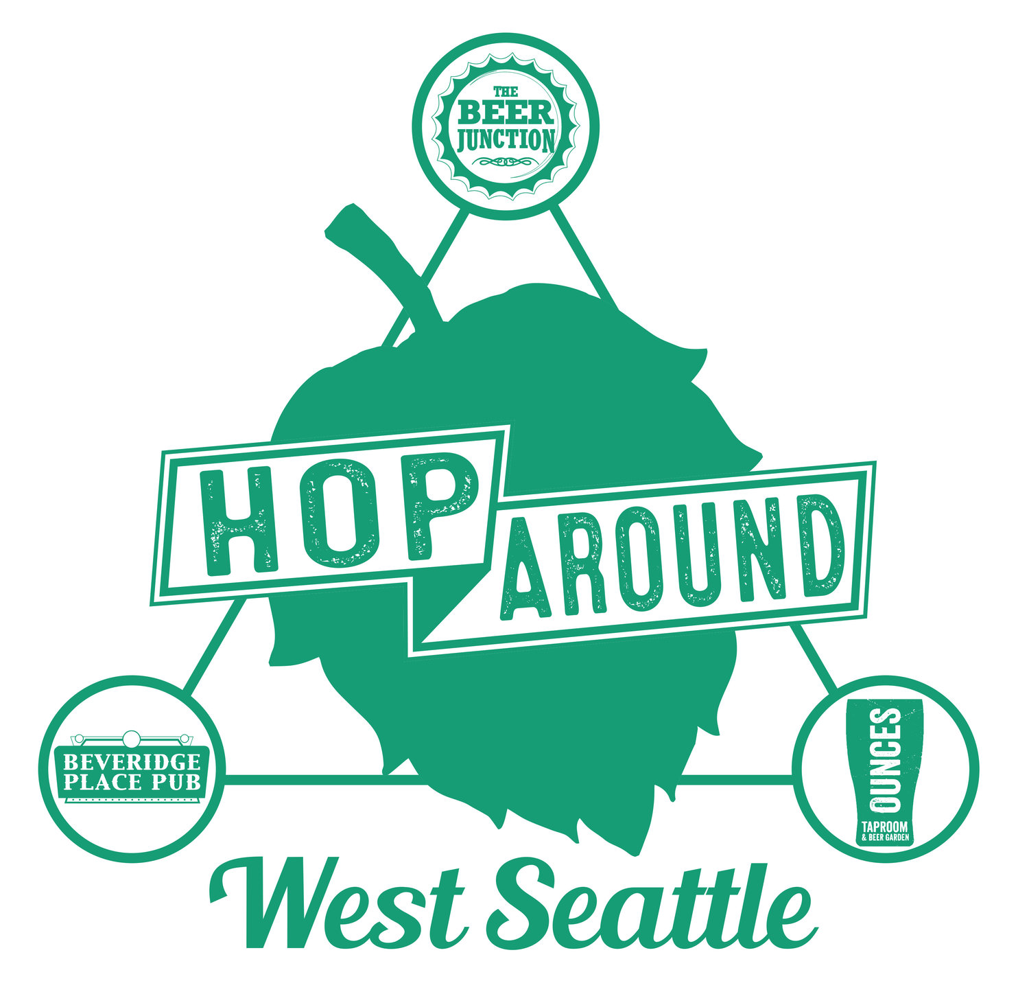 Hop Around West Seattle