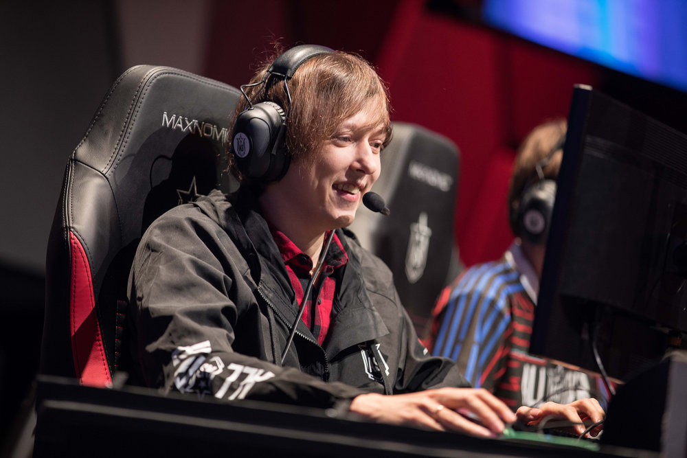 Esports professional gamer competing at League of Legends All-Star Event on December 8, 2018 in Las Vegas, Nevada.  Photo by Hannah Smith/ESPAT Media for Mastercard