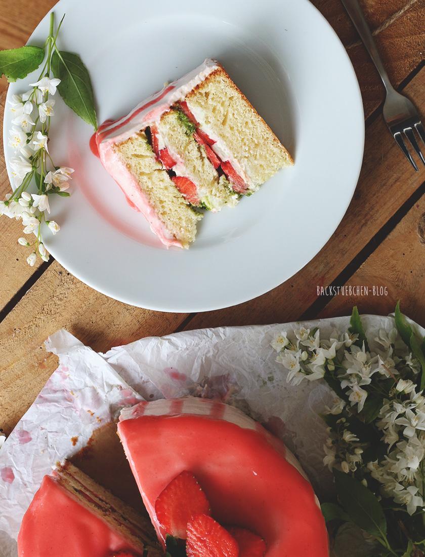 erdbeer törtchen basilikum9