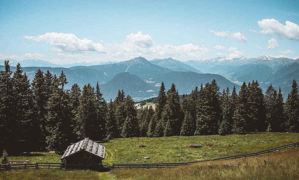 Südtirol ist nicht nur bekannt für seine tolle Landschaft, sondern auch für seinen Apfelstrudel