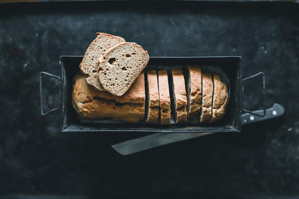Das schnellste Brot der Welt