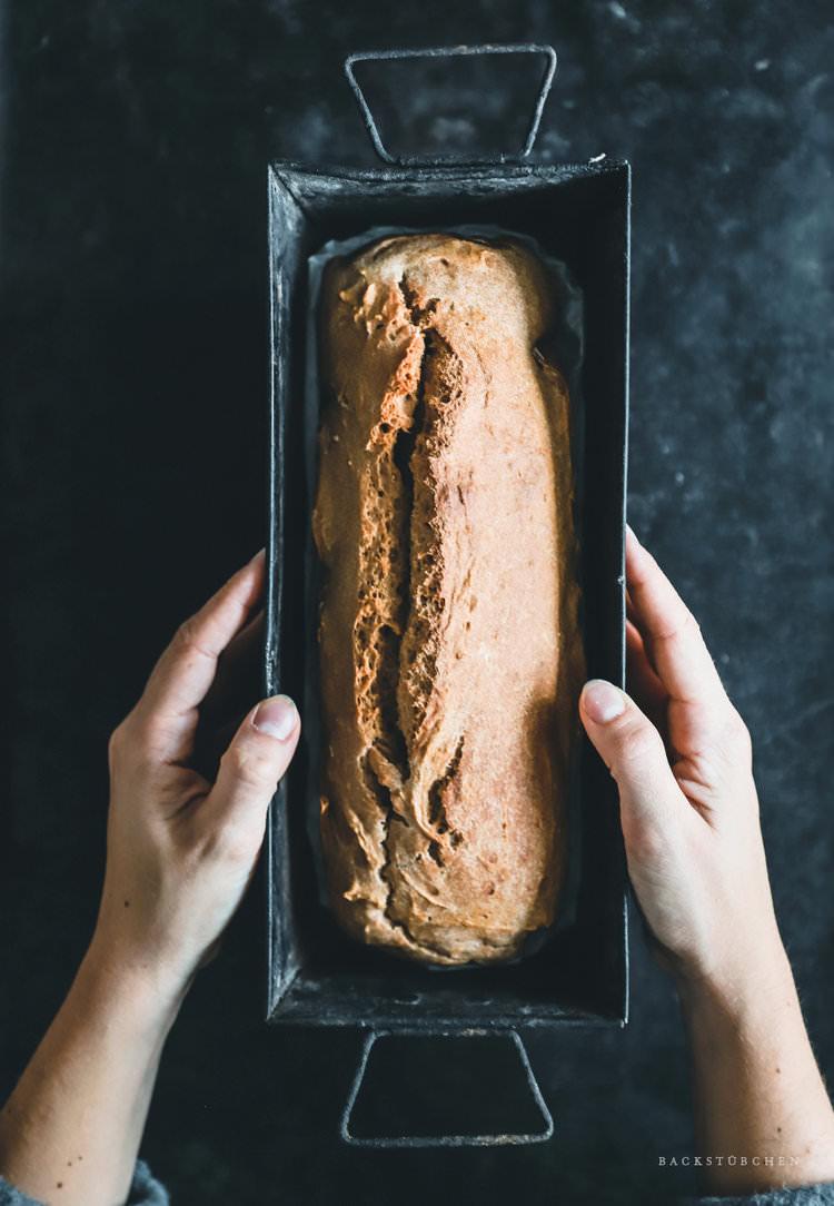 Auch Lust auf ein schnelles Brot?