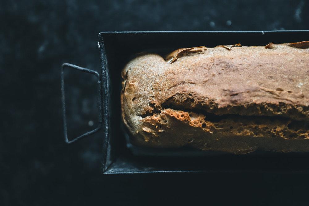 In nur einer Stunde zum Brot