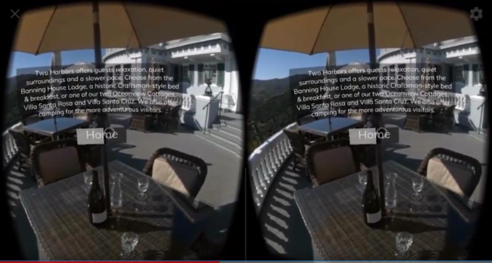 Cardboard 360 Video Player -