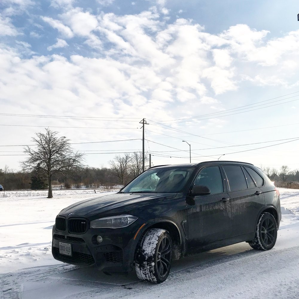 Unapologetically Powerful The Bmw X5 M Black Fire Edition Aniseh