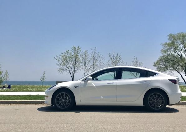 "Standard 18"" wheels - underneath the Aeros"