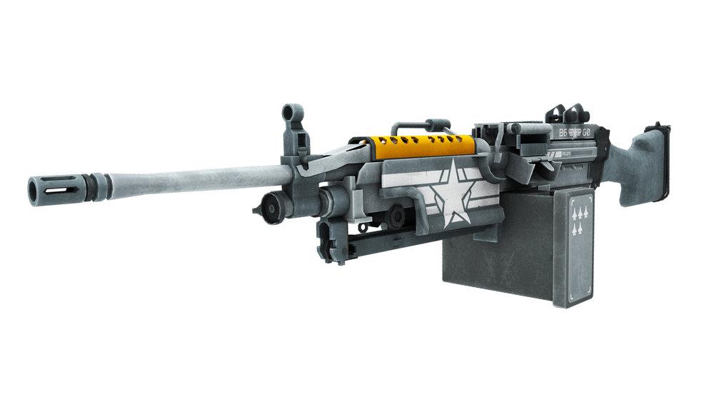 M249   Warbird 2049