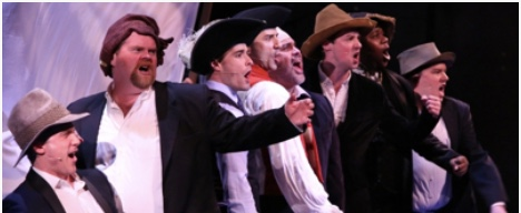 Watch Highlights of Tony Yazbeck, Laura Osnes, Norm Lewis & More in THE SCARLET PIMPERNEL!