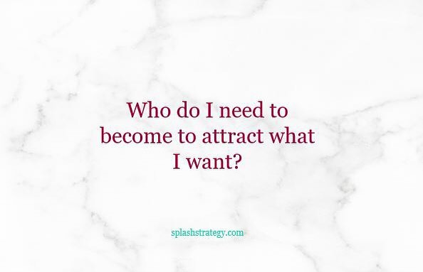 "✨ A Powerful Question to Ask Yourself and Uncover Areas of Growth for 2019 ✨ As another year comes to a close and you take some time to reflect on 2018 and plan for 2019, consider asking yourself this question, ""Who do I need to become to attract what I want?"". Write down your answer, review it often and move one step closer everyday to becoming that person. You got this! 👊 ""If you aren't growing, you are dying"" – Tony Robins . . . . . #settinggoals #planning2019 #planforsuccess #determinedtosucceed #crushinggoals #focusedonmygoals #careercoach #inspiringwoman #leadershipcoach #professionalwomen #ambitiouswomen #careerwomen #careersuccess #corporatewomen #womeninleadership #womenincorporate #womenontherise #womenwithpurpose #careeradvancement #successgoals #successtips #careeradvice #careertips #leadersinheels #leadershiptraining #careerdevelopment #careergrowth #highpotential #highperformancehabits #careerpath"