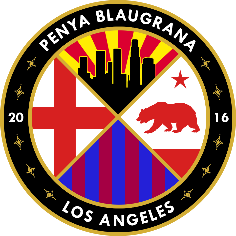 Penya Blaugrana Los Angeles