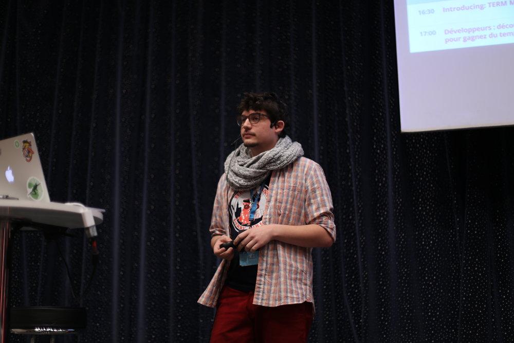 World Usability Day FLUPA meetup - Paris, France · 2018