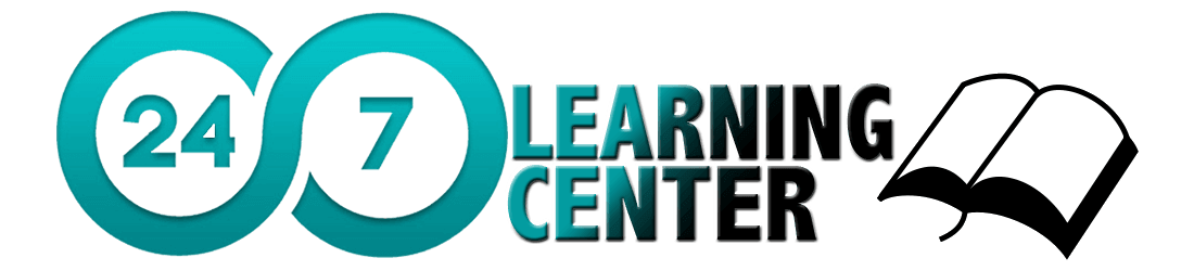 24/7 Learning Center