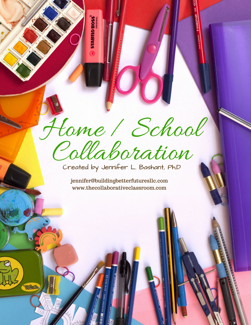 Home/School Collaboration Tool -